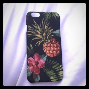 Other - Brand New Pineapple iPhone Cover for 6s